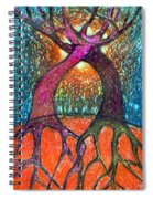 Forget About Light Spiral Notebook