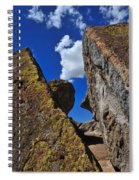 Forget Your Perfect Offering Spiral Notebook