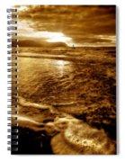 Forging Ahead Spiral Notebook