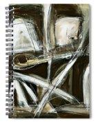 Forging Relations Spiral Notebook