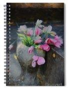 Forgotten Again - Painted Spiral Notebook