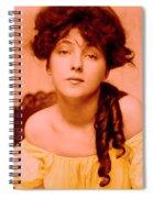 Forgotten Beauty Spiral Notebook