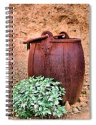 Forgotten Bucket Spiral Notebook