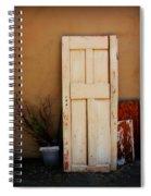 Forgotten Door Spiral Notebook
