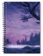 Forgotten Dreams Spiral Notebook
