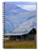 Forgotten Homestead Spiral Notebook