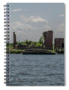 Forgotten Industry Spiral Notebook