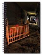 Forgotten Lullaby Spiral Notebook