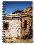 Forgotten Place Spiral Notebook