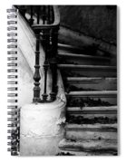 Forgotten Stairs Spiral Notebook