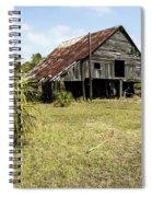 Forgotten Times Spiral Notebook