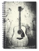 Forgotten Words Spiral Notebook