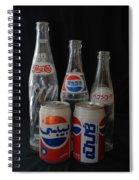 Foriegn Colas Spiral Notebook
