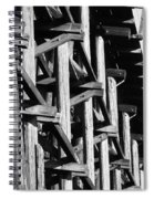 Form And Function 1 Spiral Notebook