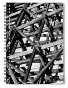 Form And Function 2 Spiral Notebook