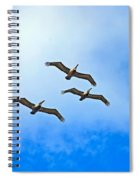 Formation Spiral Notebook
