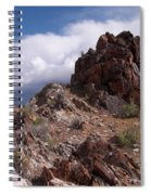 Formations Spiral Notebook