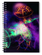 Forms And Merger Spiral Notebook