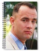 Forrest Gump Spiral Notebook