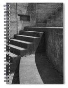 Fort Casey Steps 3939 Spiral Notebook