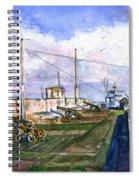 Fort Charlotte, Kingstown Spiral Notebook
