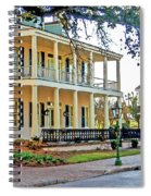Fort Conde Inn In Mobile Alabama Spiral Notebook