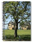 Fort Hancock Spiral Notebook