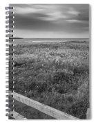 Fort Hill Bw Spiral Notebook