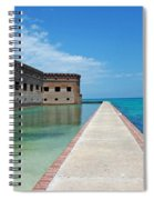 Fort Jefferson Dry Tortugas Spiral Notebook