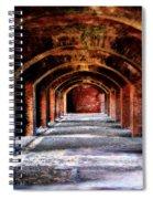 Fort Jefferson Spiral Notebook