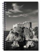 Fort Lavrijenac Spiral Notebook
