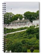 Fort Mackinac Spiral Notebook