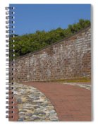 Fort Macon Spiral Notebook