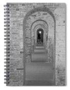 Fort Macon Going Home Spiral Notebook