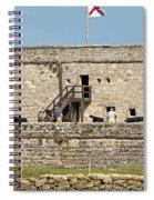 Fort Matanzas Spiral Notebook