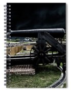 Fort Moultrie Magic Spiral Notebook