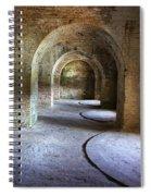 Fort Pickens 3 Spiral Notebook
