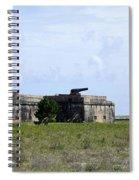 Fort Pickens Spiral Notebook