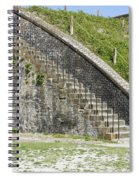 Fort Pickens Stairs Spiral Notebook