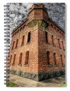 Fort Queenscliff Spiral Notebook