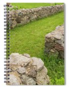 Fort Ridgely Remains 2 Spiral Notebook