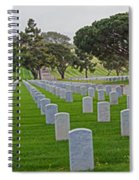Fort Rosencrans National Cemetery Spiral Notebook