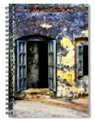 Fort San Juan Spiral Notebook