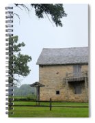 Fort Severson Spiral Notebook