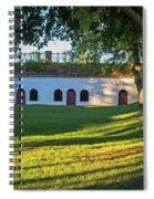 Fort Sewall Marblehead Ma Spiral Notebook