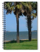 Fort Sumter Charleston Sc Spiral Notebook