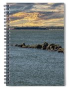 Fort Sumter Protection Spiral Notebook