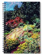 Fort Tryon Park Spiral Notebook