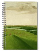 Fort Union, Mouth Of The Yellowstone River, 2000 Miles Above St. Spiral Notebook