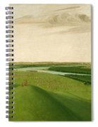 Fort Union Mouth Of The Yellowstone River 2000 Miles Above St Louis Spiral Notebook